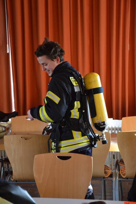 Sie sehen Bilder vom Artikel: 2015 | Feb. - Wärmebildkamera - Ausbildung / Taktik