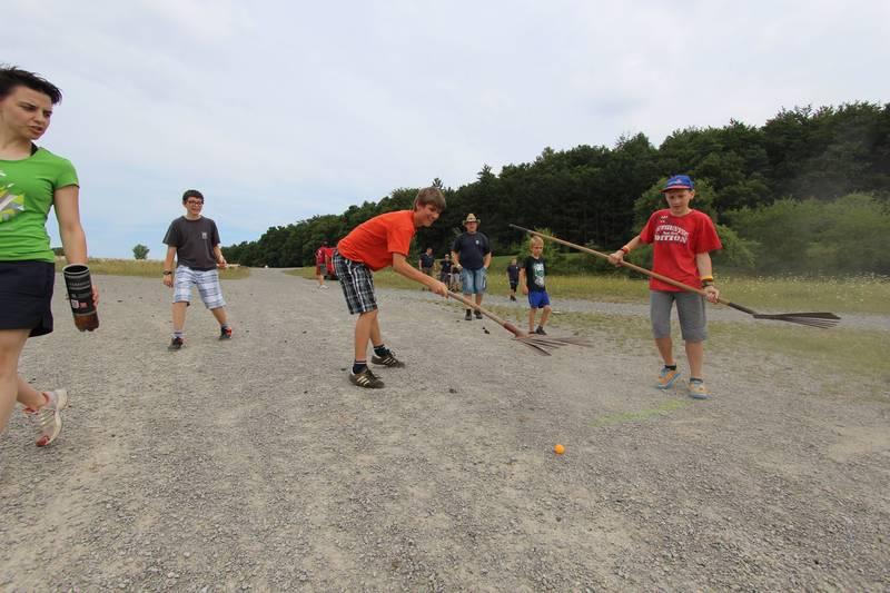 Sie sehen Bilder vom Artikel: 2014 | Juli - Zeltlager der Jugendfeuerwehren im Neckar-Odenwald-Kreis